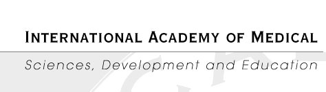 INTERNATIONAL ACADEMY OF MEDICAL Sciences, Development, and Education